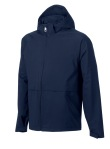 Men's London Waterproof Wind Jacket (Navy)